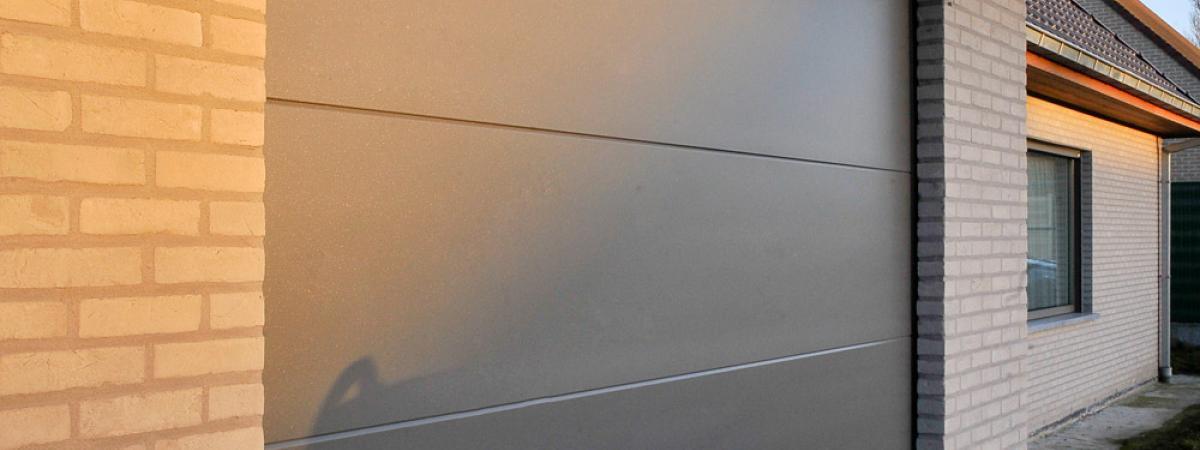 Aluminium Buitenschrijnwerk privé woning Wingene