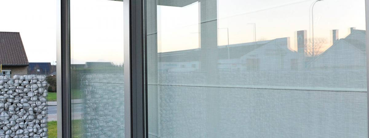 Aluminium Buitenschrijnwerk privé woning Wingene - 2