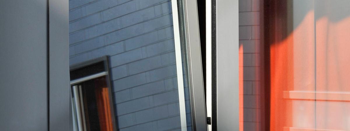 Aluminium Buitenschrijnwerk rust- en verzorgingstehuis Middelkerke