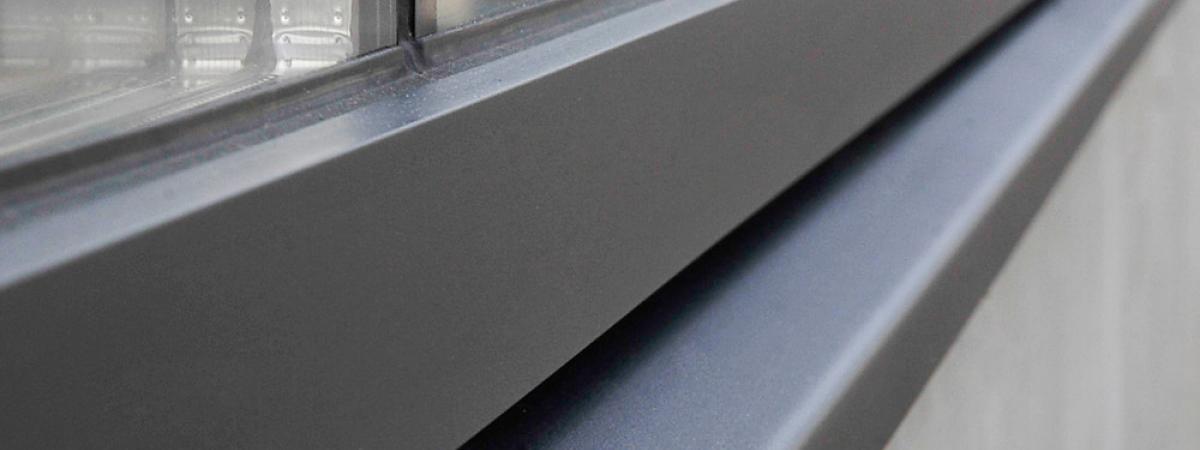Aluminium Buitenschrijnwerk Ar